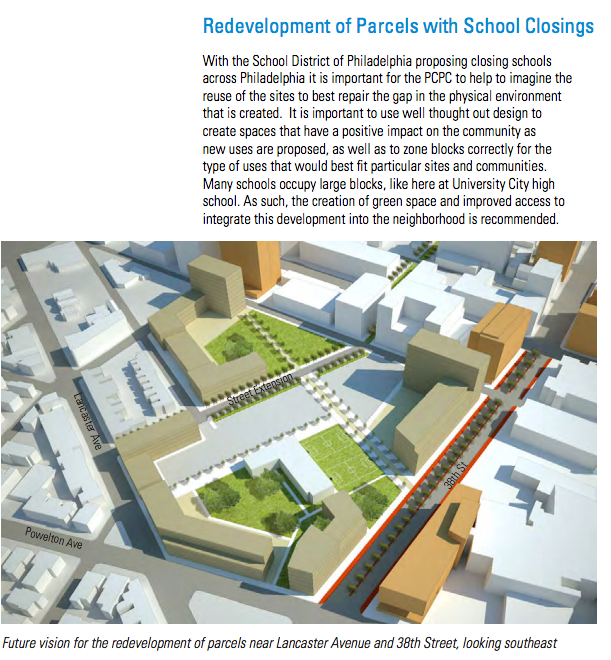 From University Southwest District Plan, adopted June 2013 | Philadelphia City Planning Commission