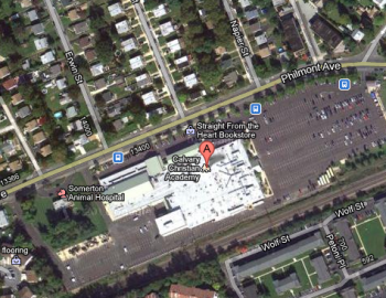 Calvary Christian Academy in Somerton. Image/Google Maps