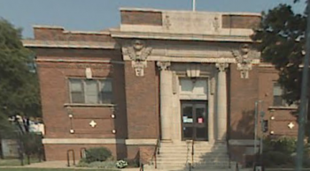 Holmesburg Library. Image/Google Maps