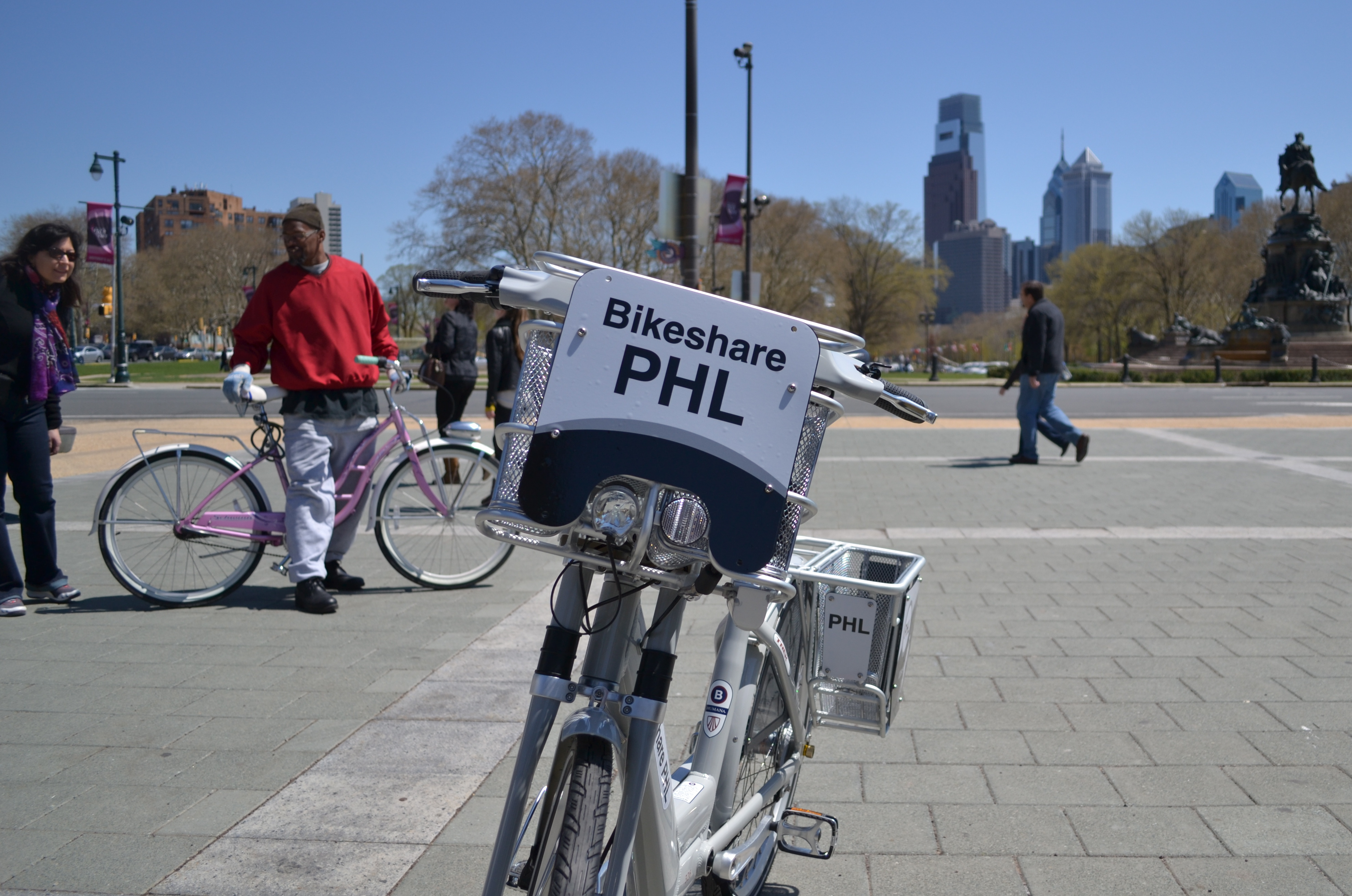 Philly's bike share system is set to roll out in spring 2015