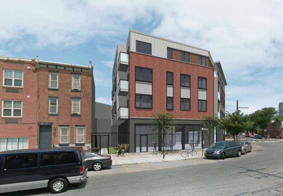 2300 South St. Rendering