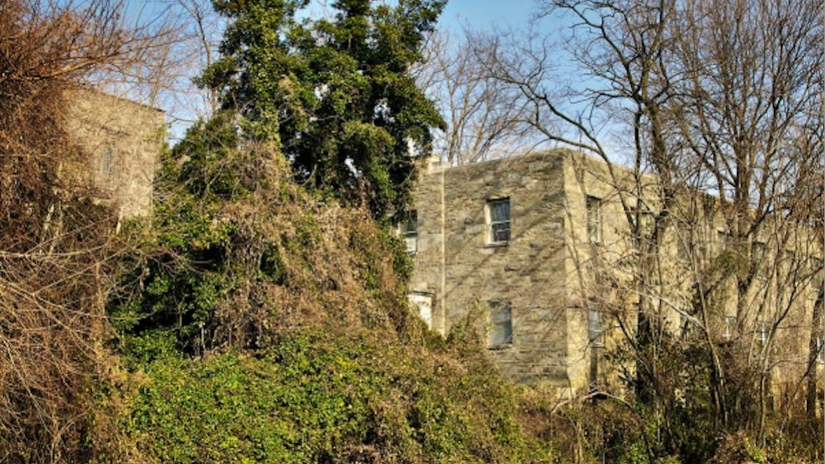 A 2012 photo of the property that housed New Directions for Women Inc. (NewsWorks, file art)