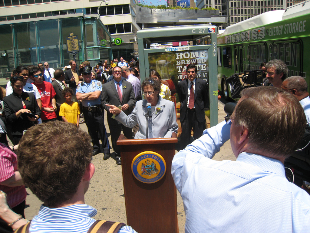 Deputy Mayor Rina Cutler named 2011 Public Works Leader of the Year / PlanPhilly | EyesOnTheStreet