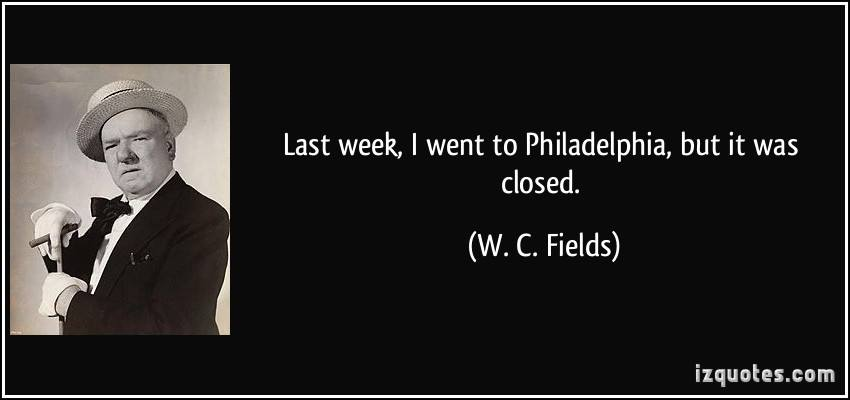 Philly Closed
