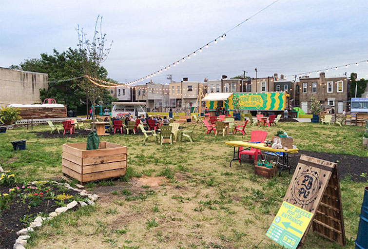 Point Breeze pop-up