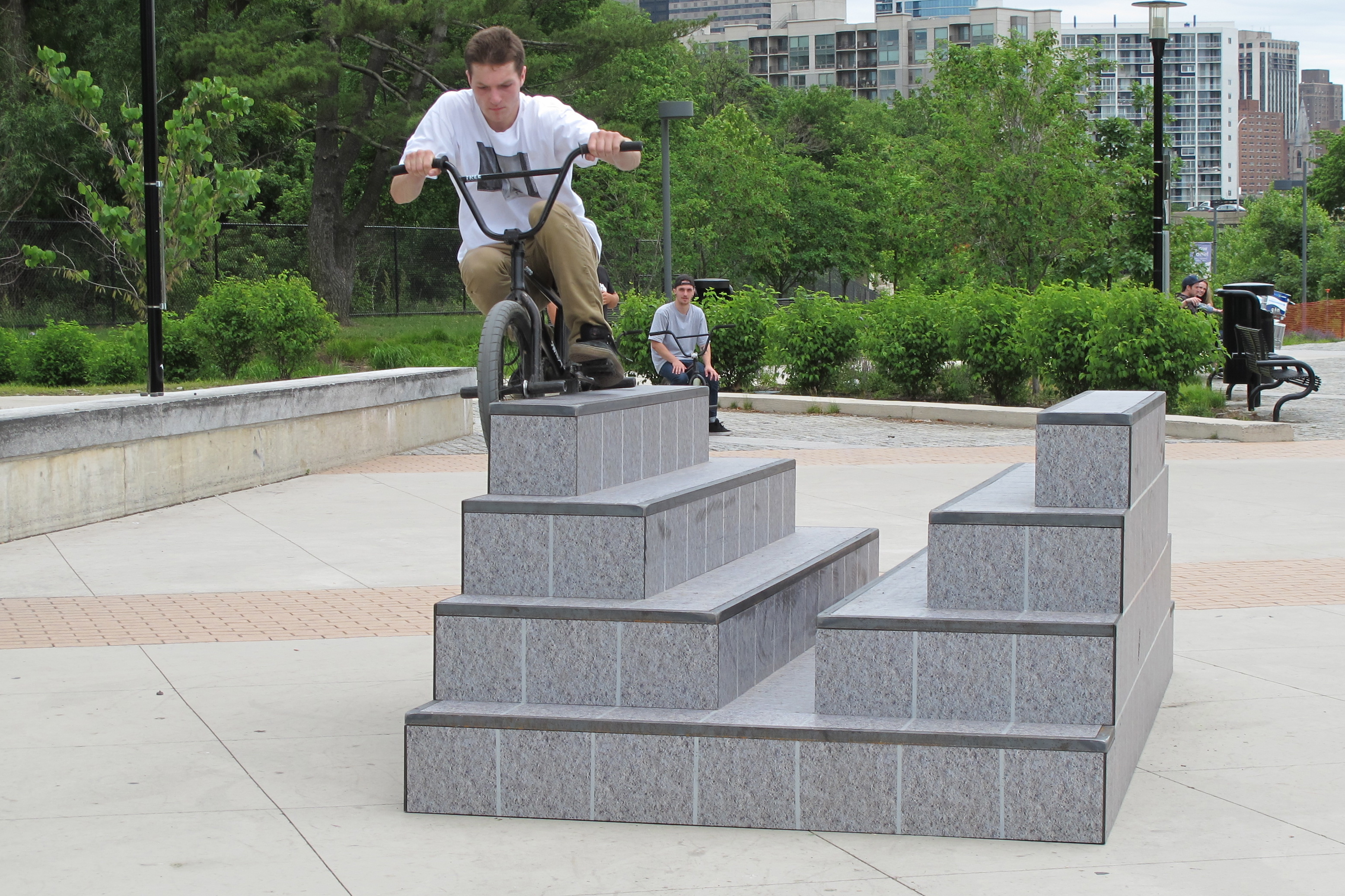 'Steps' might be more inviting for BMX riders | Ashley Hahn, PlanPhilly