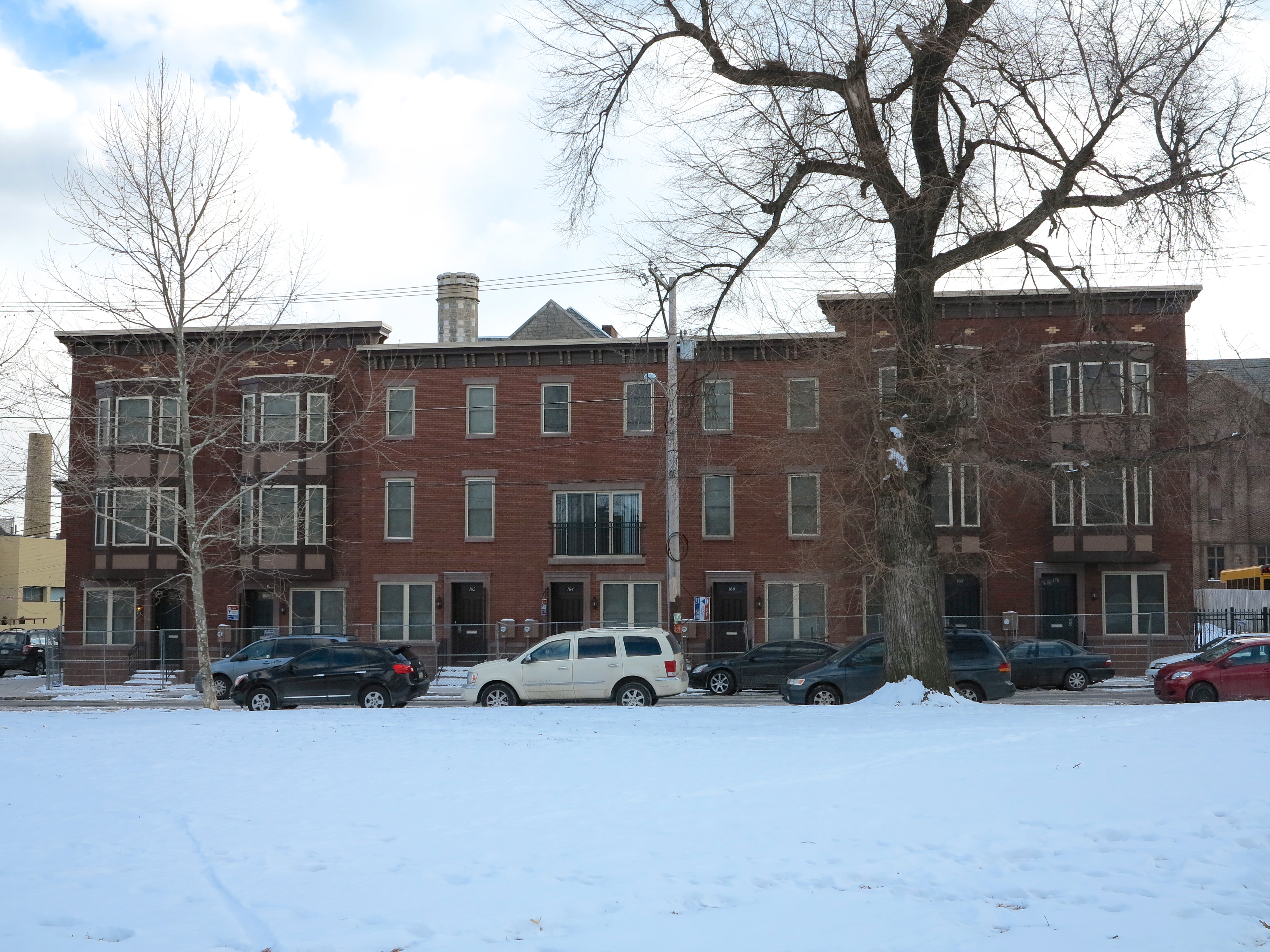 Townhomes at St. Boniface, 2015