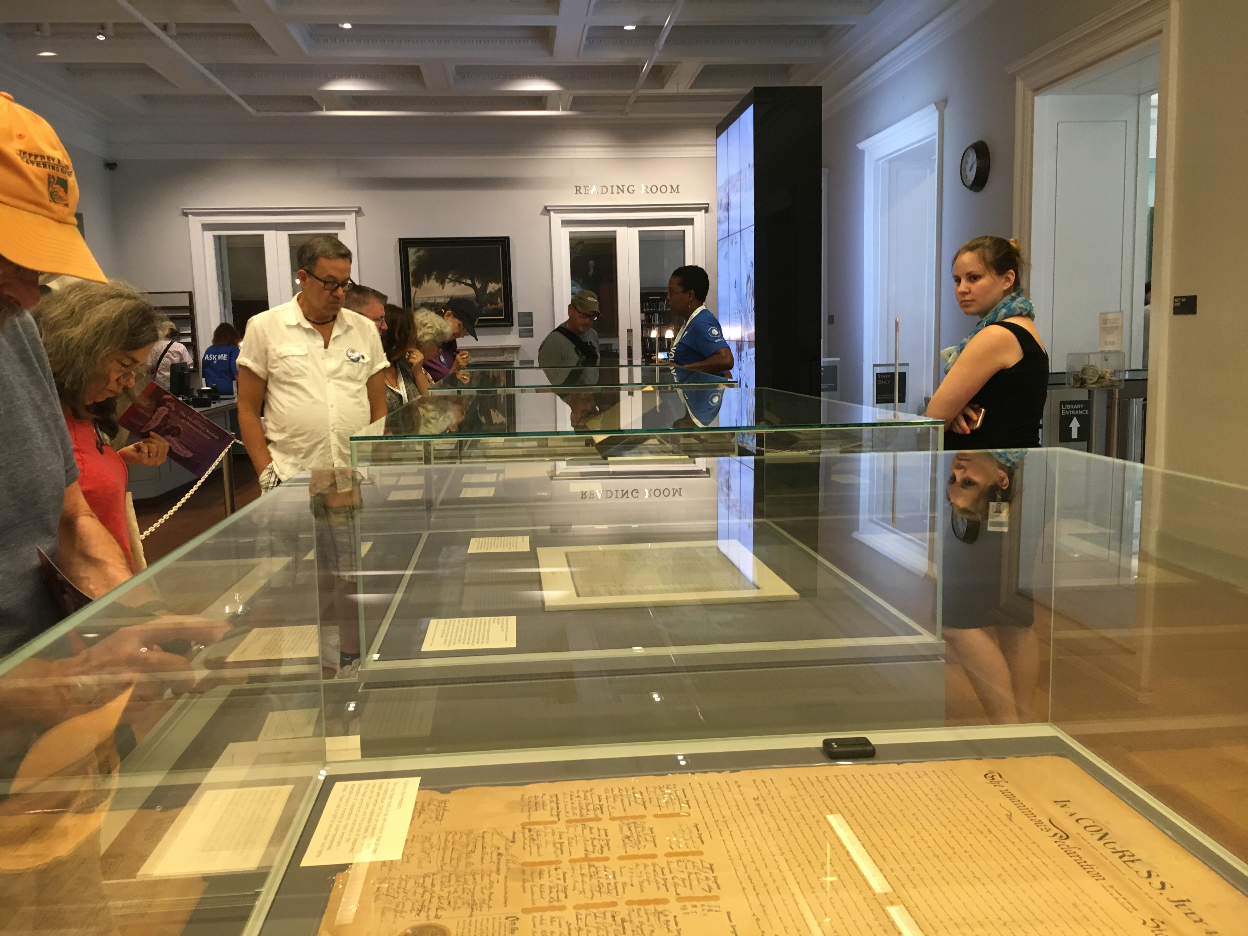 American democracy on display at Historical Society of Pennsylvania