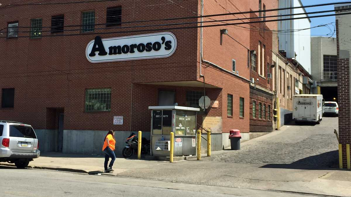 Amoroso's bakery in Southwest Philadelphia, 2015