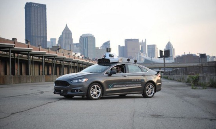 Autonomous car, Pittsburgh
