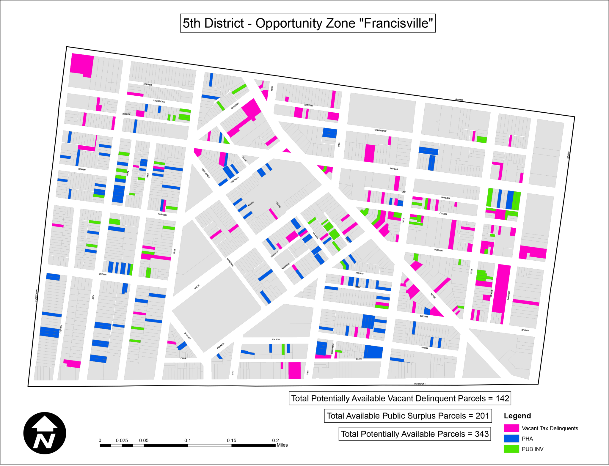 Francisville Opportunity Zone