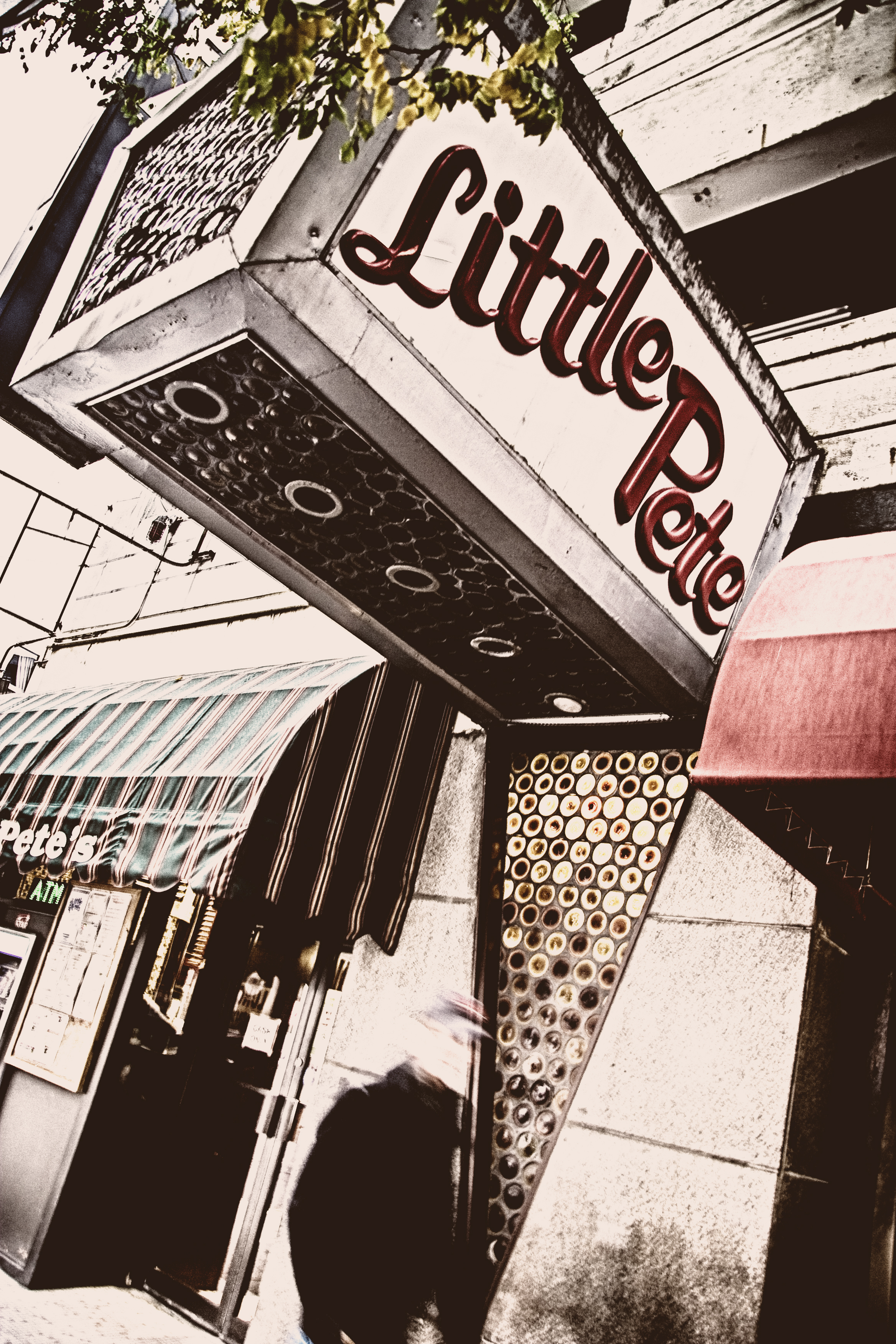Little Pete's, November 2014 | Rob Lybeck, EOTS Flickr Group