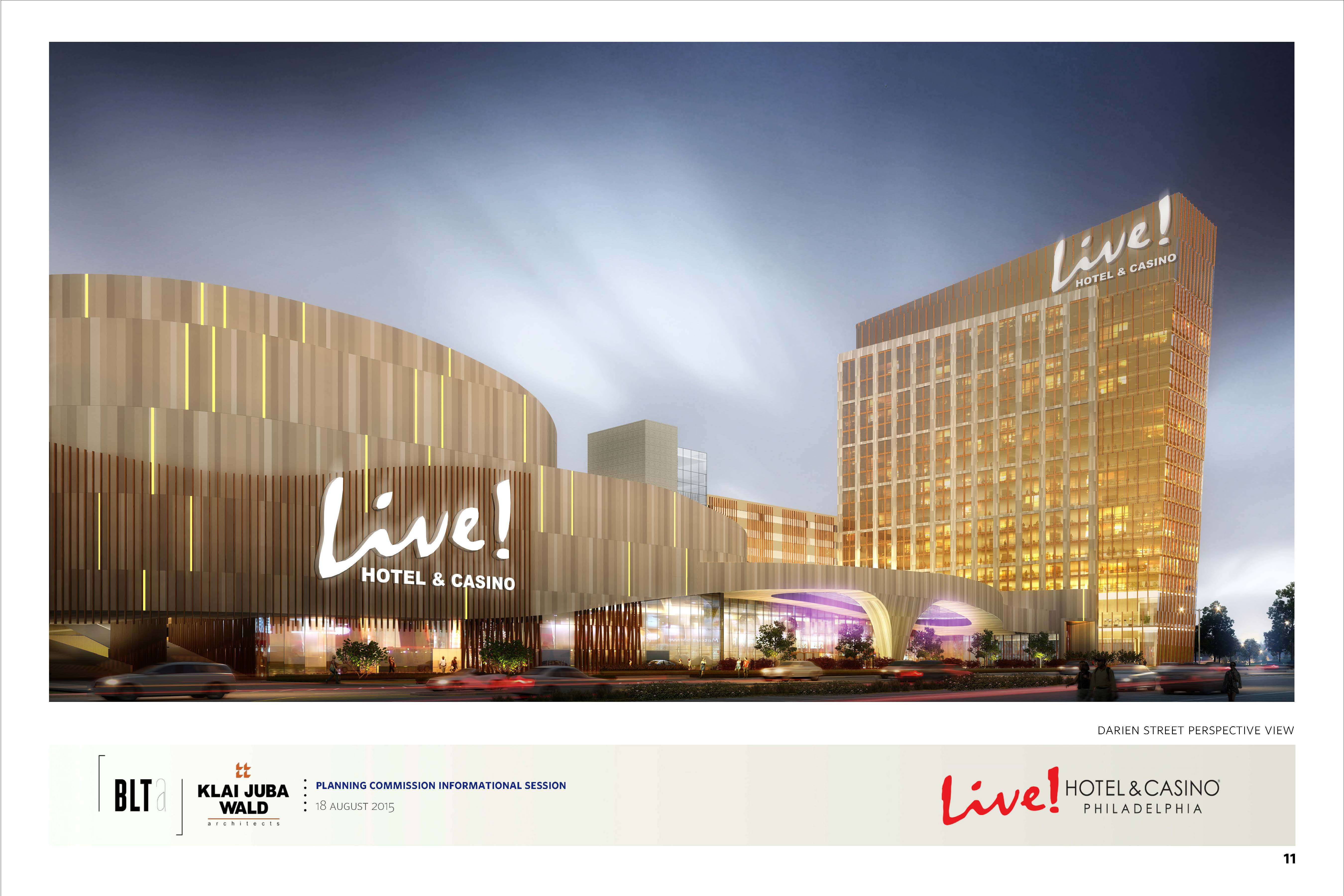 Live! Hotel and Casino | BLT Architects
