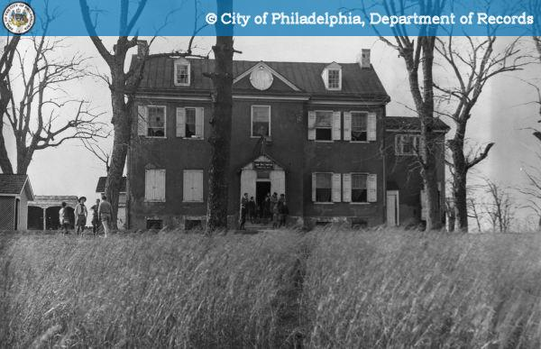 Lower Dublin Academy, 1938 | Department of Records, PhillyHistory.org