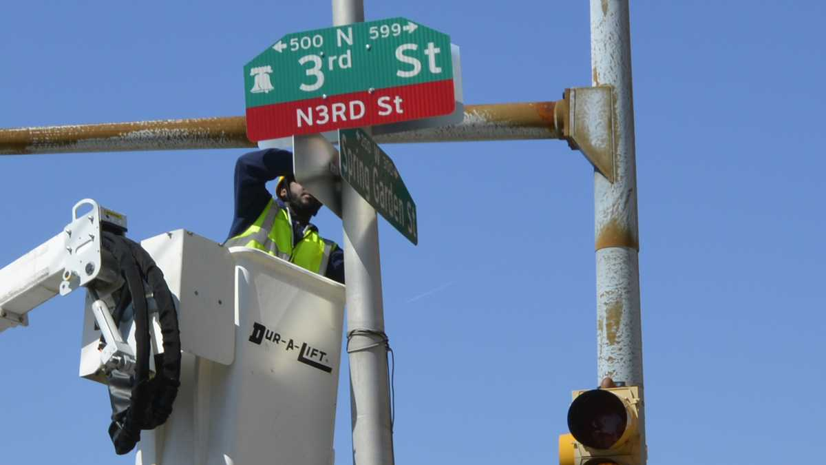 N3RD Street sign | NewsWorks