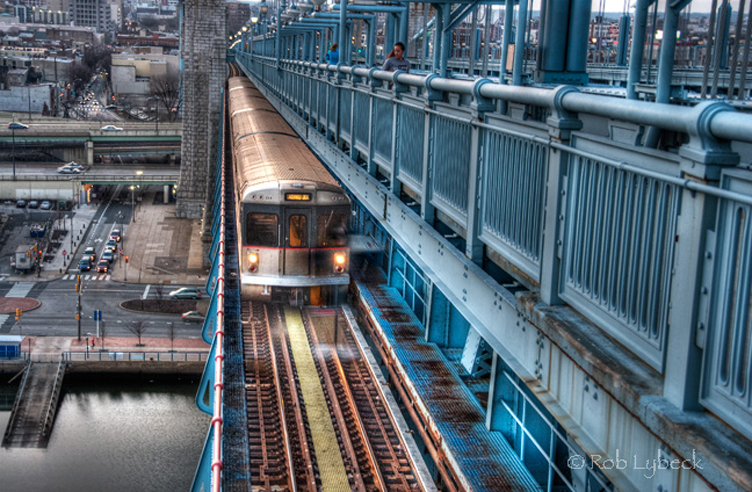 Outbound PATCO | Rob Lybeck, EOTS Flickr Group