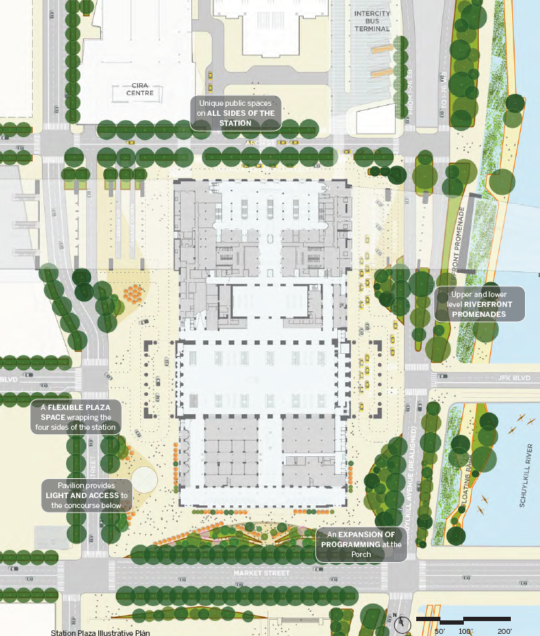 (30th Street Station District Plan)