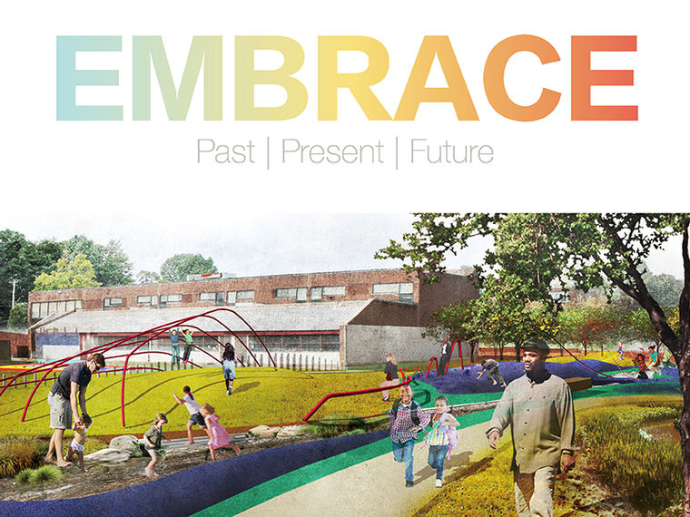 Embrace Past Present and Future | Beijing, China Team: Studio of Instinct Fabrication (lead), Red Sun Kindergarten