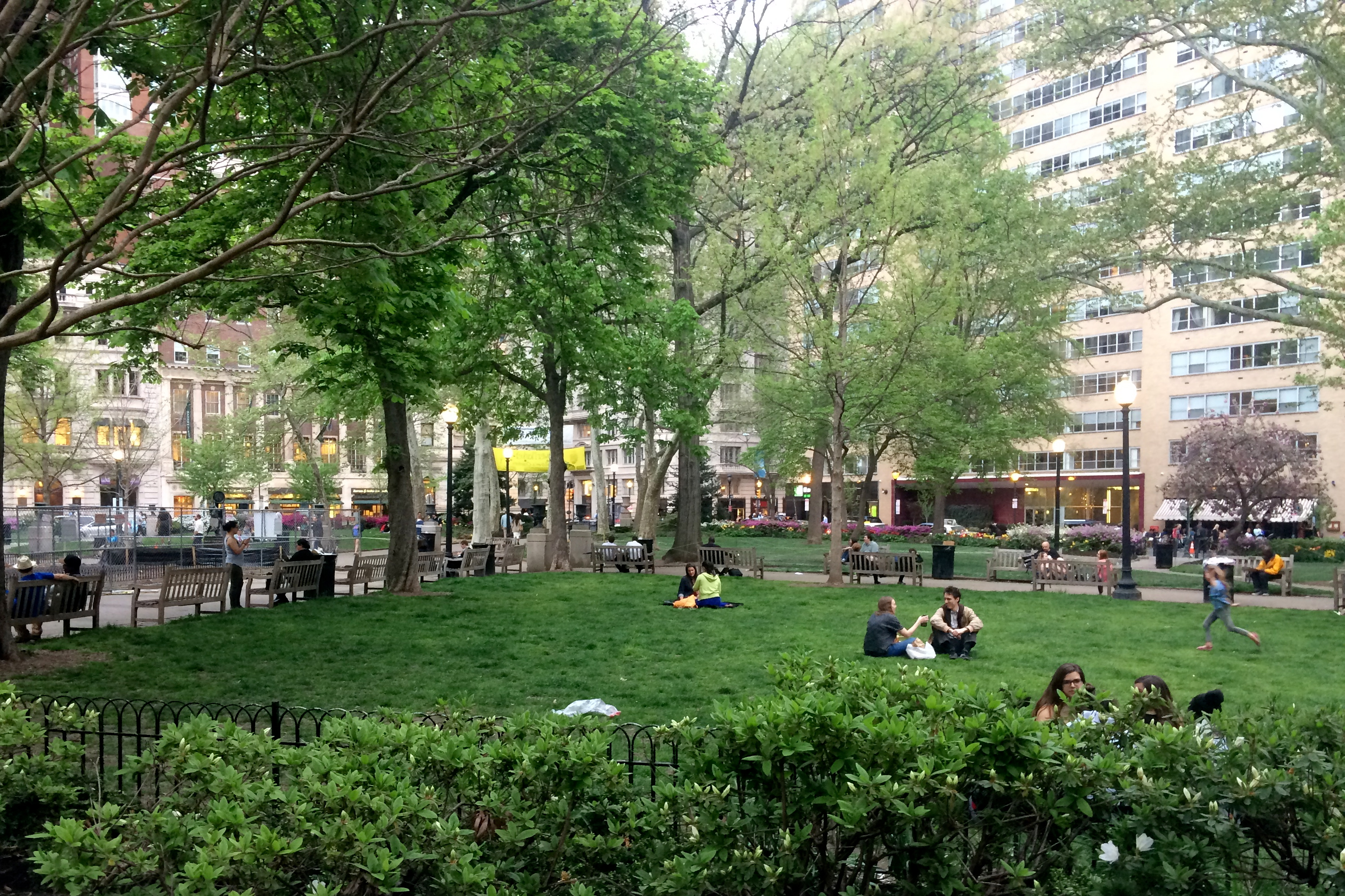 Rittenhouse Square | Jim Saksa
