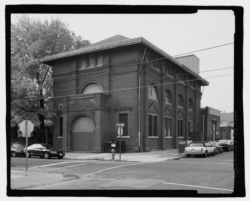 Tacony Savings Fund building, Joe Elliott, Historic American Buildings Survey, Library of Congress