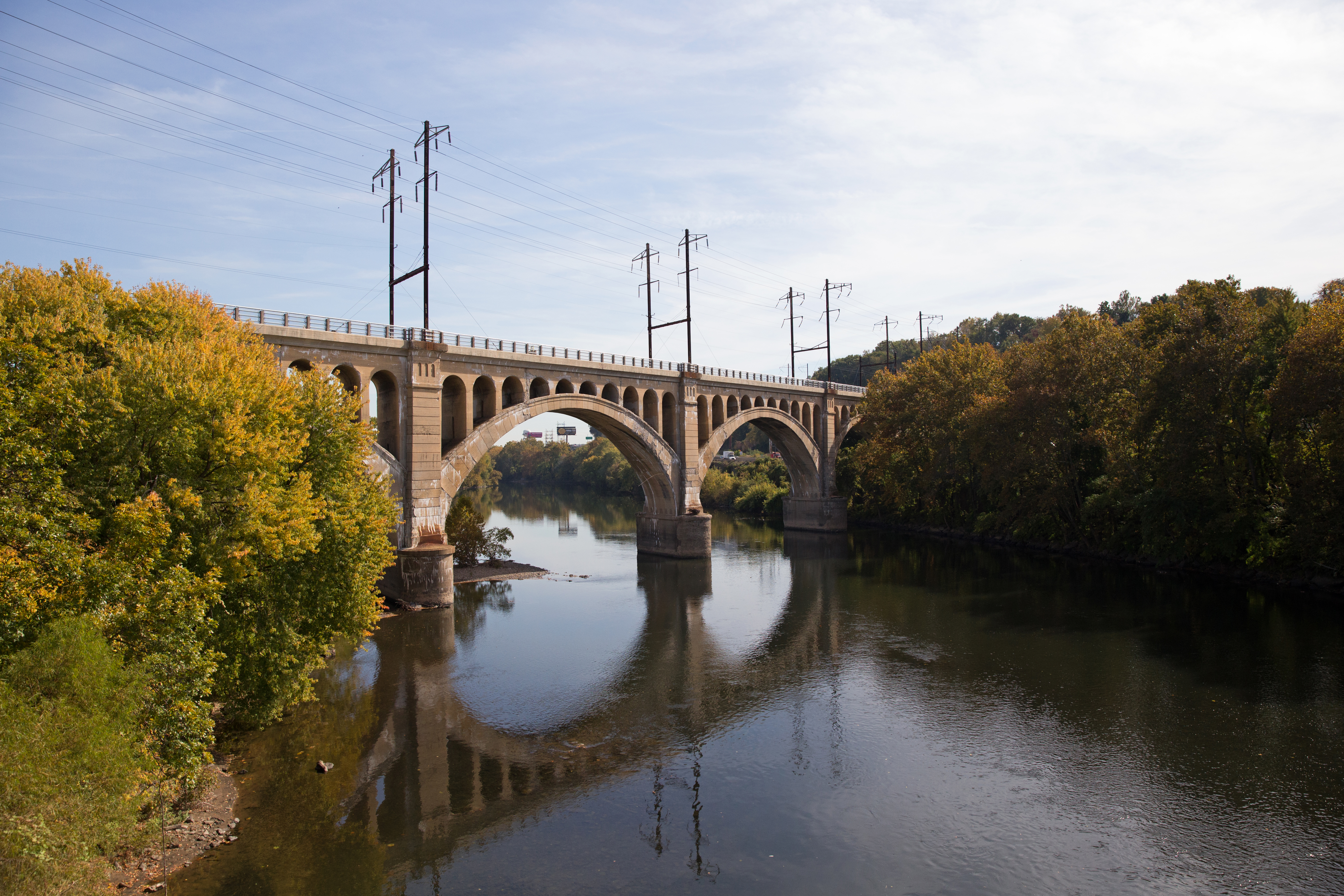 The Manayunk Bridge | Lindsay Lazarski/Keystone Crossroads