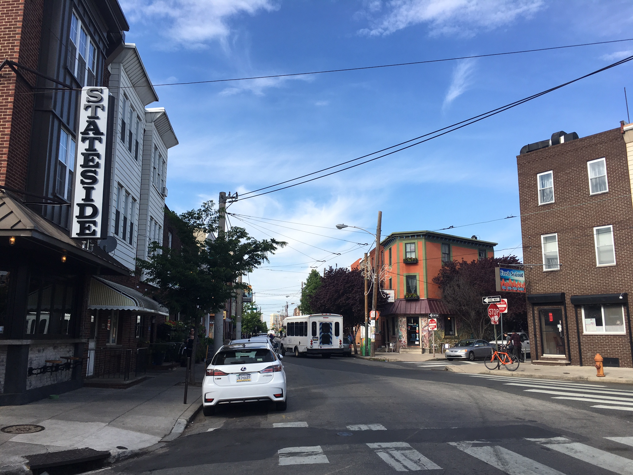 Buildings where Stateside and Black 'N Brew are located saw property tax assessments more than double for 2018. | Jared Brey for PlanPhilly