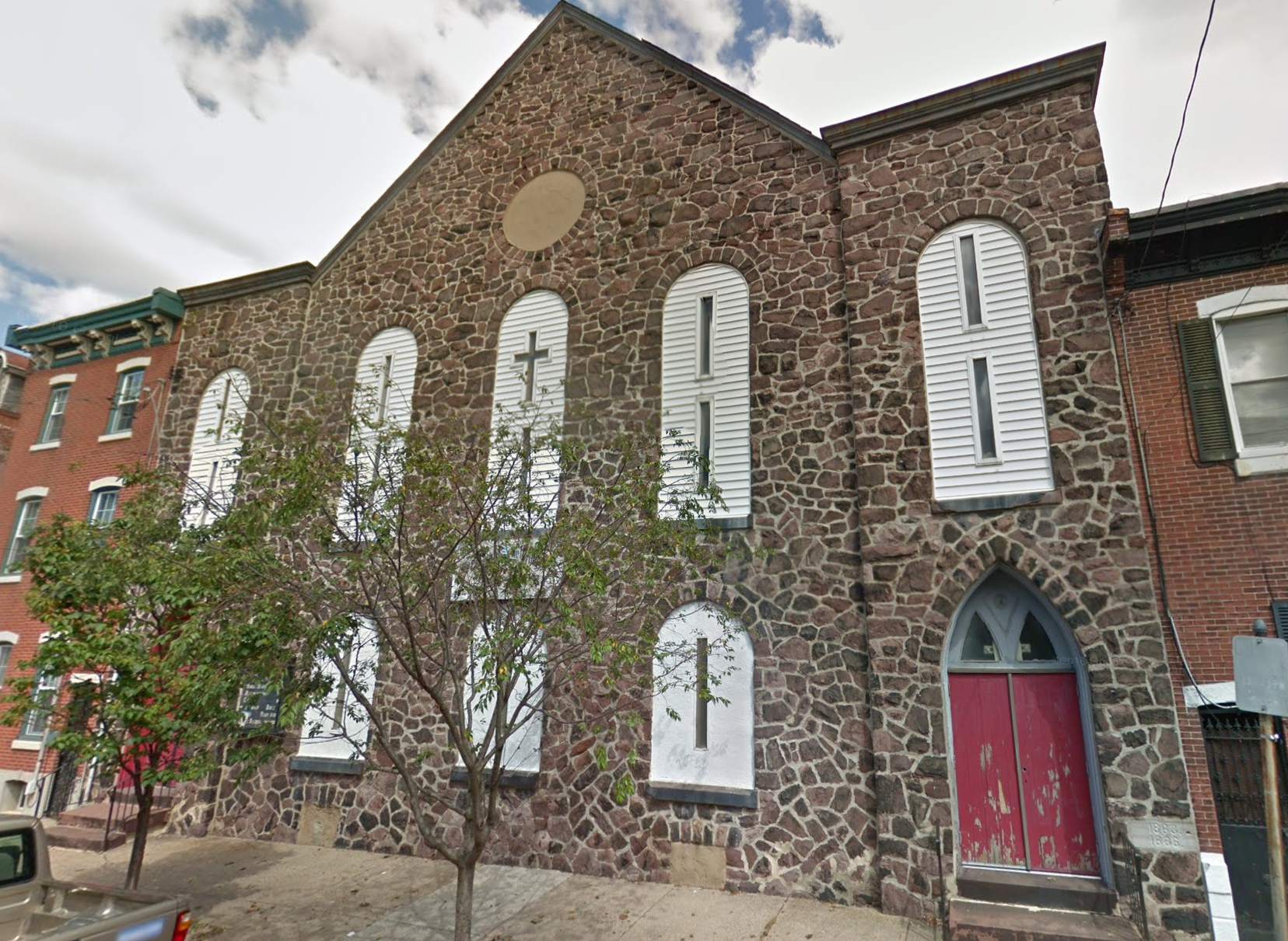 Former Fifth Dutch Reformed Church | Google Street View
