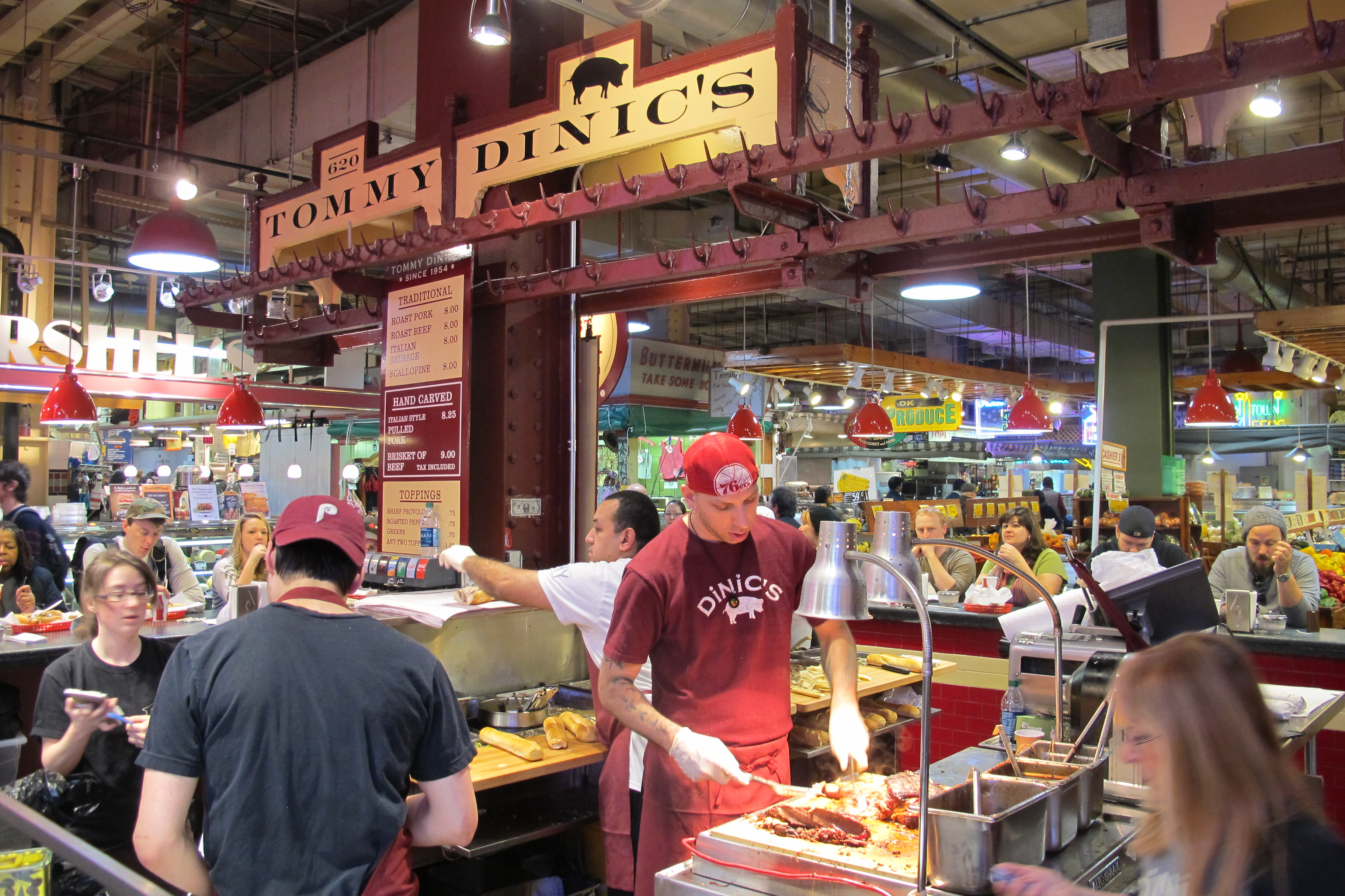 Reading Terminal Market celebrates its 120th year with major renovations