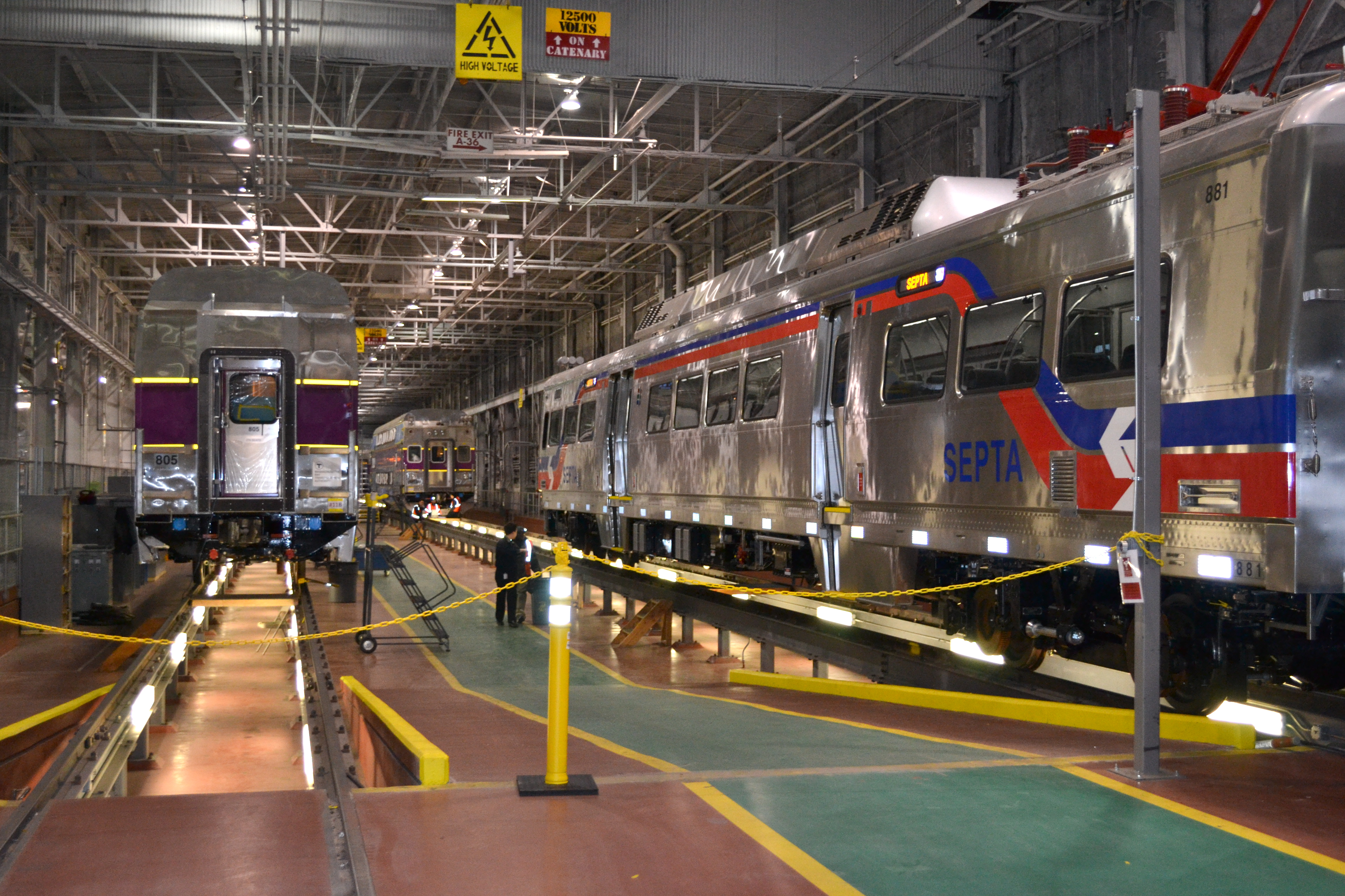Next Rotem will build 75 rail cars for Boston's MBTA and 56 rail cars for Denver's transit system