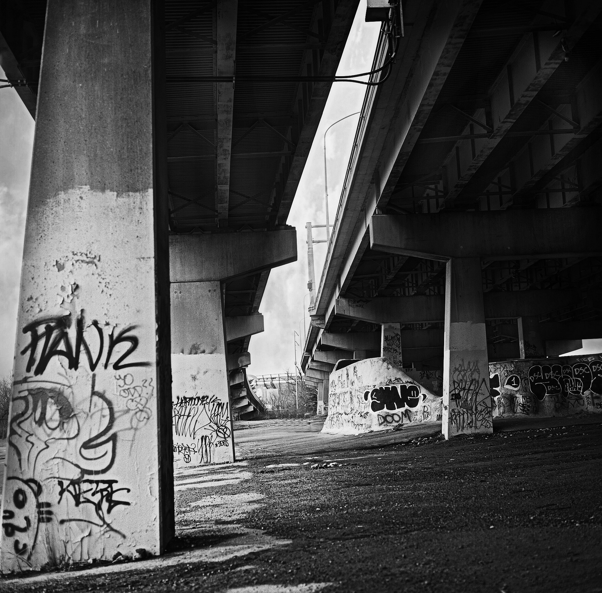 Under I-95 | David Swift, EOTS Flickr Group