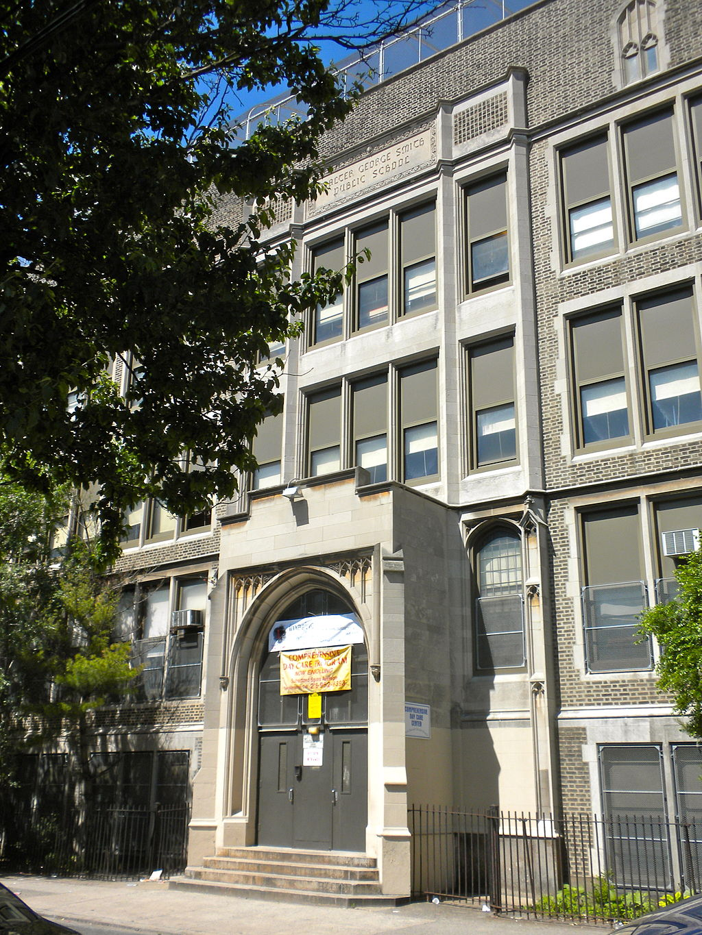 Walter Smith School | Wikimedia Commons
