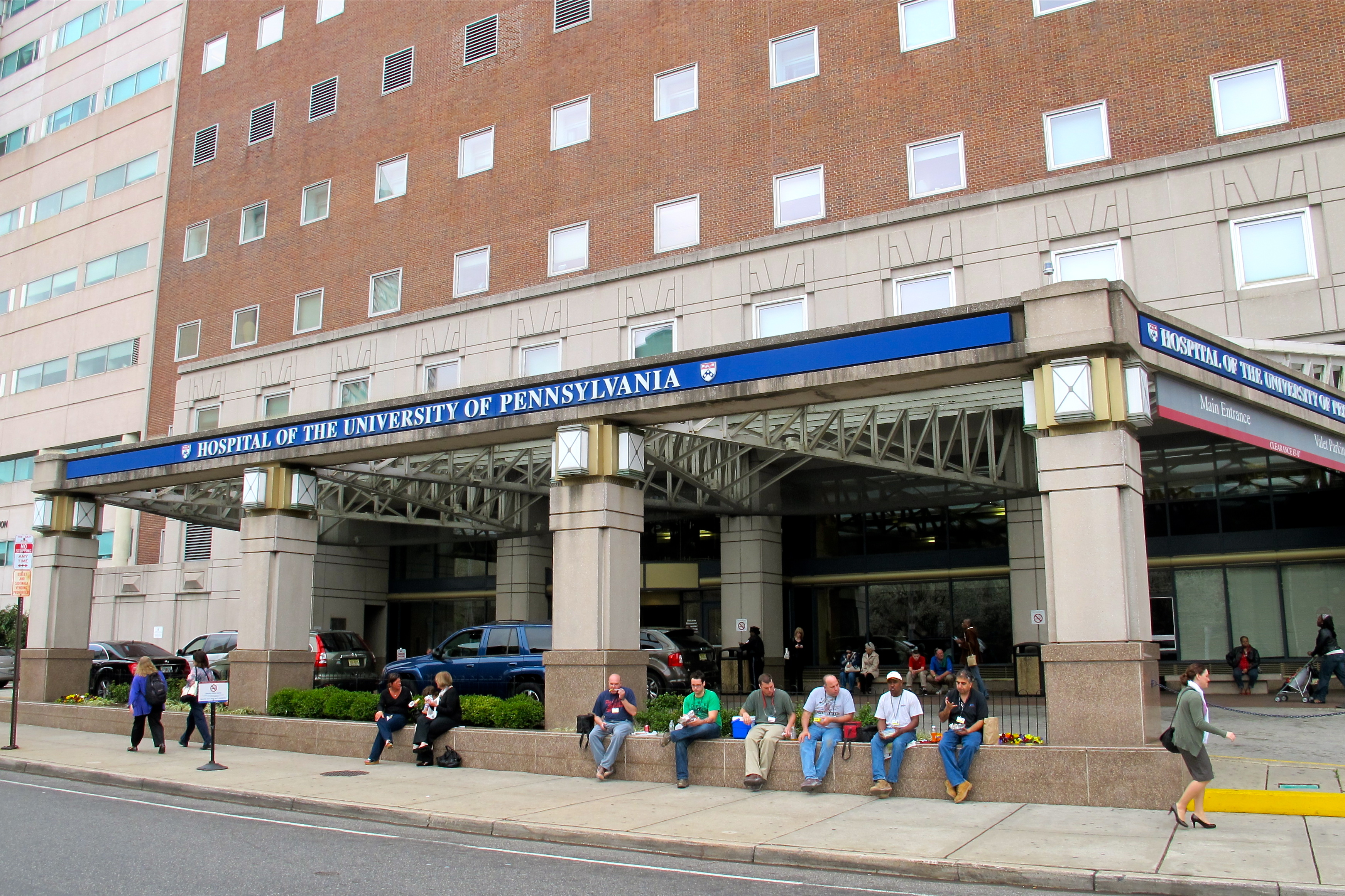 Hospital of the University of Pennsylvania is one 34 local anchor institutions targeted in a new buy-local program.