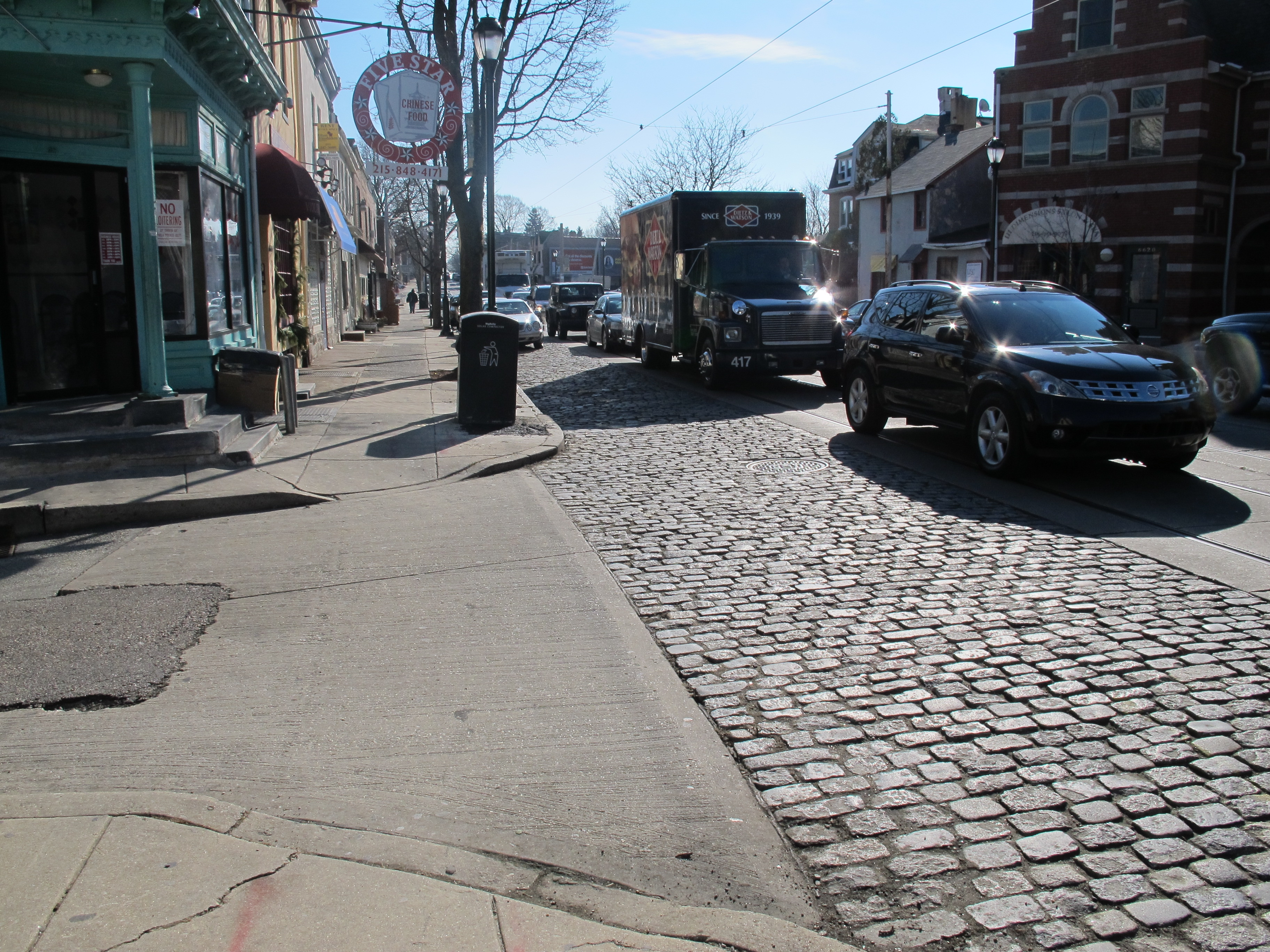 Mt. Airy Business Improvement District moves to beautify Germantown Ave