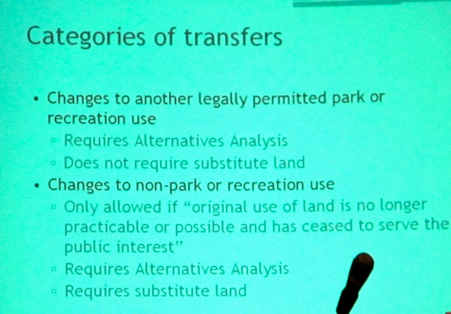Parks and Recreation moves ahead on land disposition ordinance