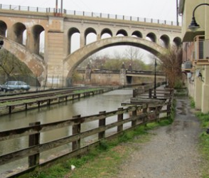 Design contracts awarded for Manayunk bridge trail