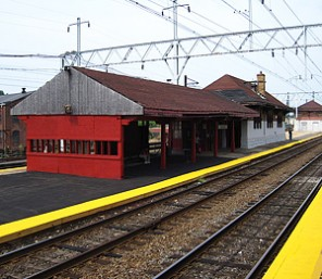 Wayne Junction Station in Philadelphia (Image by CTLiotta)