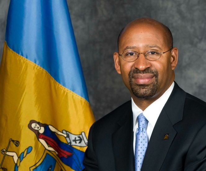 Mayor Michael Nutter
