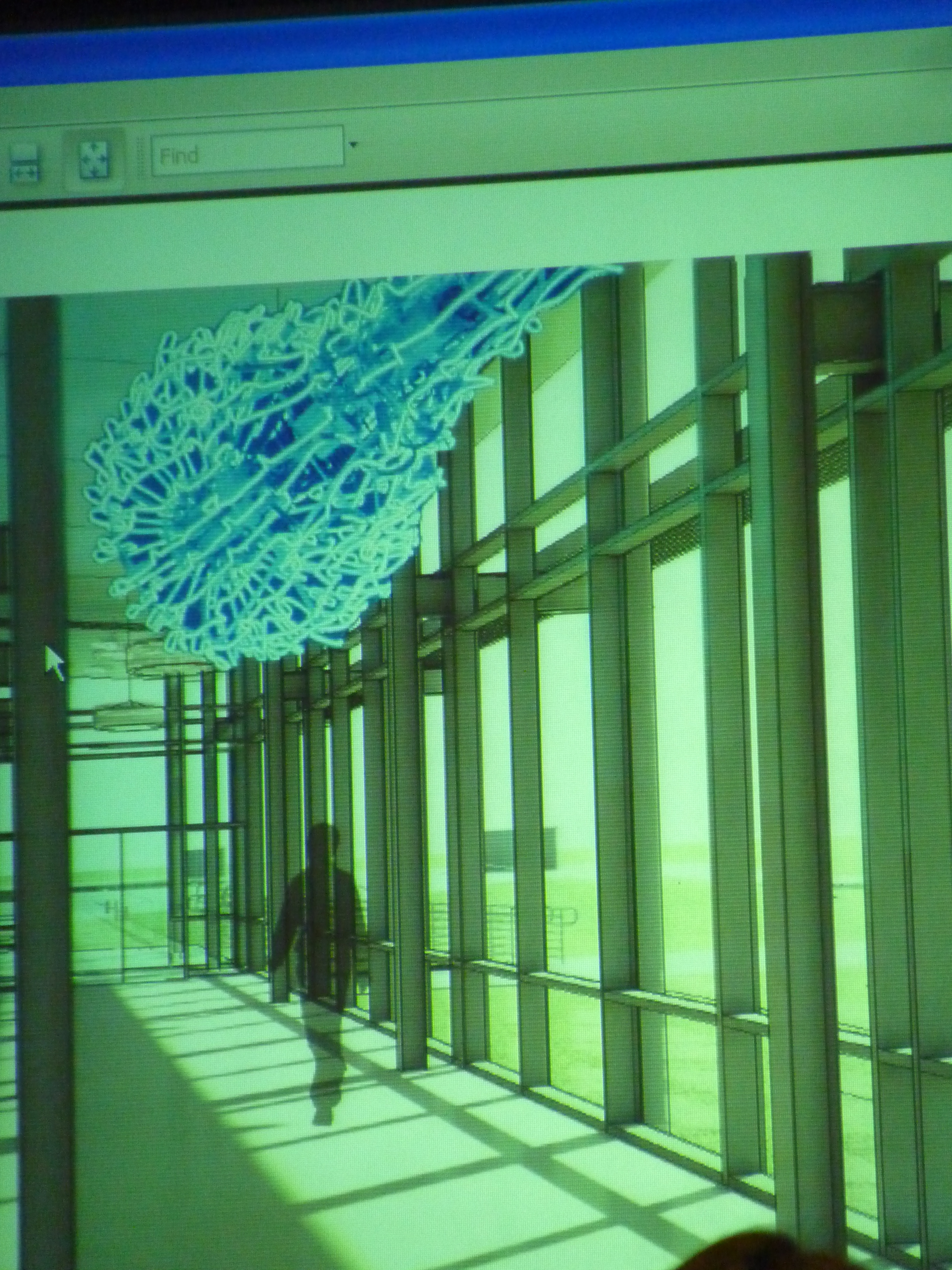 Tristan Lowe proposed installation