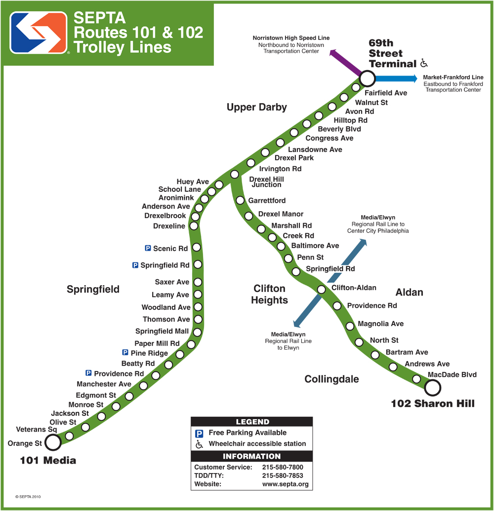 SEPTA has new station names