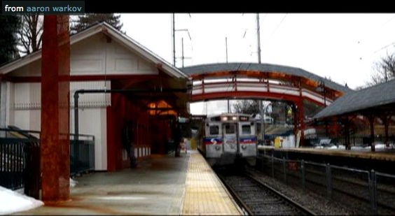 The renovation of SEPTA's Allen Lane train station will be finished by late May