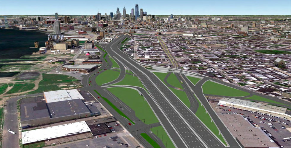 PennDOT gets more feedback on I-95 redo. Final designs coming by fall