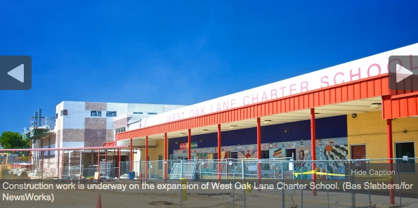 Expansion project continues at West Oak Lane Charter School