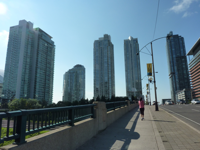 Toronto: condos, condos everywhere
