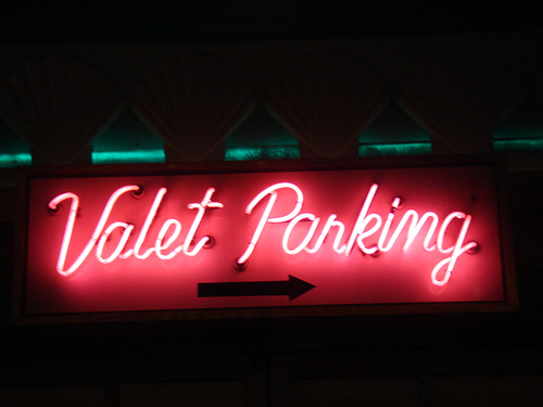 Council passes ordinances increasing fees for valet spaces, requiring receipts