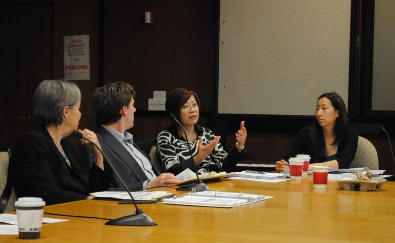 ZCC Commissioner Stella Tsai discusses First Amendment protections for churches