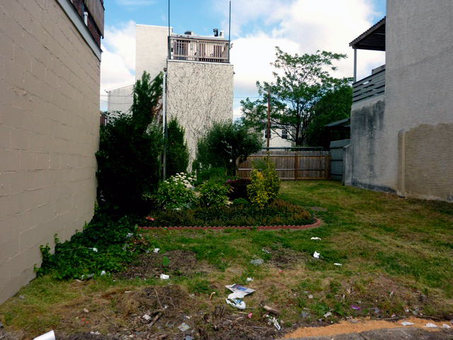 Another vacant lot between 5th to 6th streets and Washington Ave. to Carpenter St.