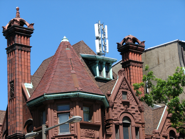 Look Up! The nouveau mansions of North Broad