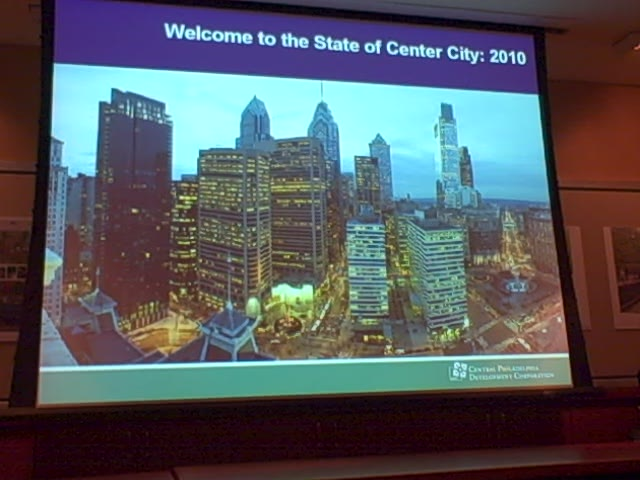 CCD releases its annual State of Center City report