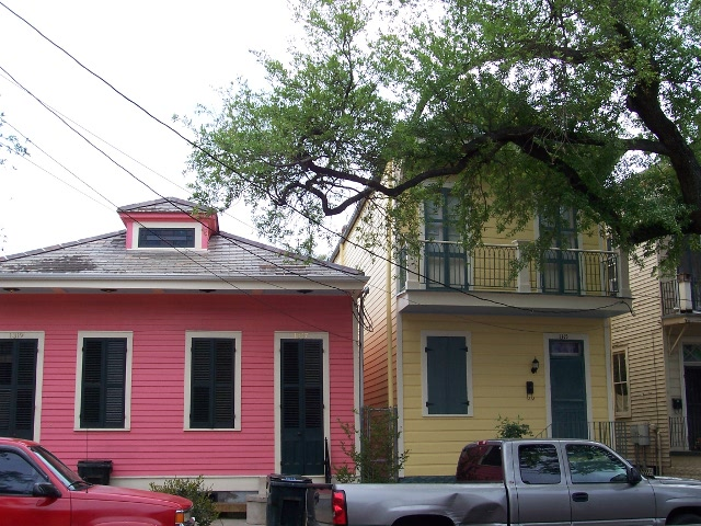 Treme neighborhood of New Orleans