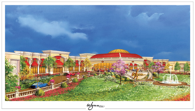 Wynn's design goes to PGCB